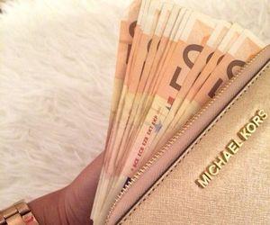 Michael Kors, money, and cash image
