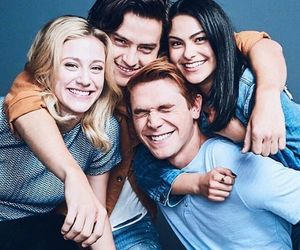 riverdale and cast image