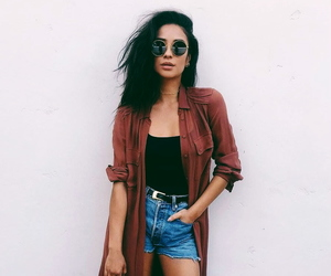 beautiful, style, and casual image