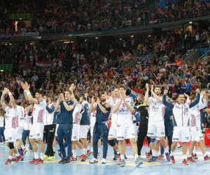 handball, Croatia, and zagreb image