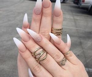 beautiful, nailsart, and fashion image