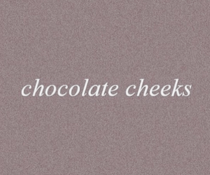 chocolate, quotes, and theme image