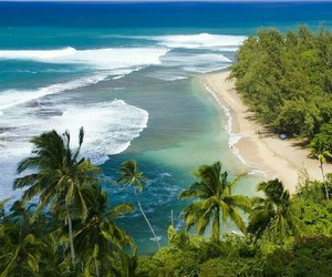 beach, islands, and paradise image