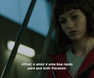 la casa de papel, quotes, and netflix image