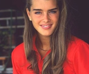 brooke shields, 80s, and actress image