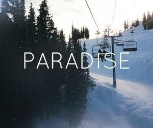 snow, Skiing, and winter image