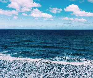 sea and ocean image