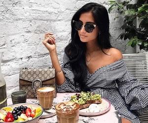 fashion, beauty, and food image
