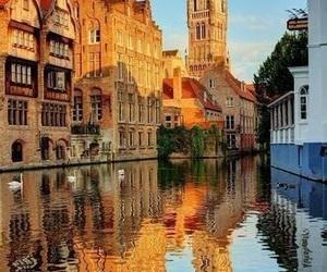 belgium and Brugge image