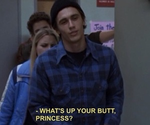 james franco, freaks and geeks, and grunge image
