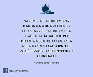 blue, c.s lewis, and frases image