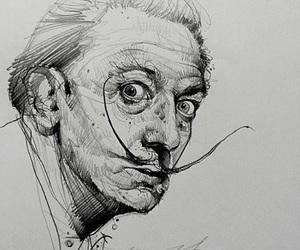 arte, artista, and dali image