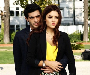 hande erçel and aşk laftan anlamaz image