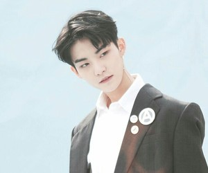 the boyz, hwall, and kpop image
