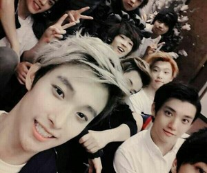 Seventeen, kpop, and predebut image