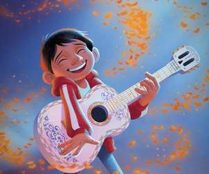 coco, disney, and family image