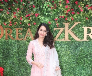 mumbai., shraddha kapoor, and wedding expo image