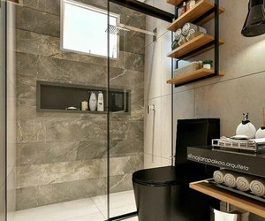bath, design, and interior design image