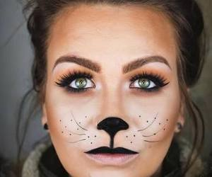 beauty and face painting image