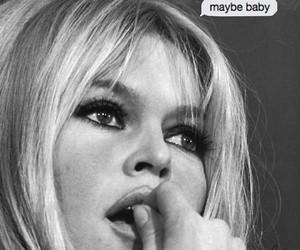 60s, b&w, and brigitte bardot image