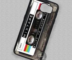 cassette, phone covers, and samsung galaxy note case image