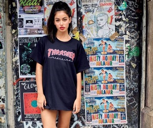 girl girly lady, alternative vintage, and cindy kimberly image