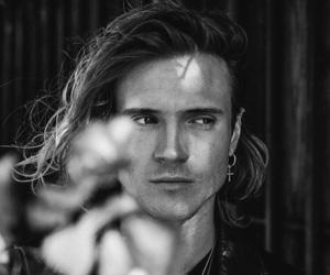 black and white, british, and McFly image