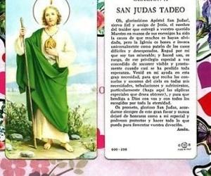 san and judas tadeo image