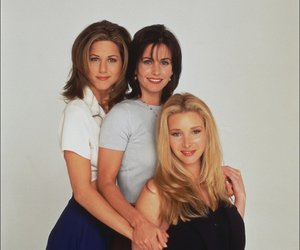 friends, 90's, and girls image