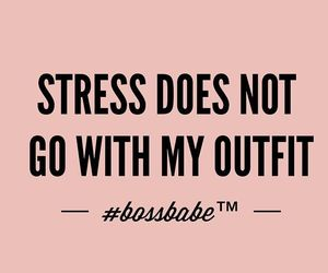 quotes and outfit image