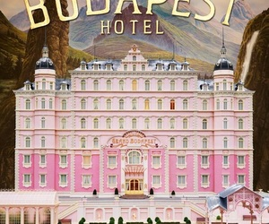 the grand budapest hotel, movie, and wes anderson image