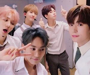 knk, kpop, and heejun image