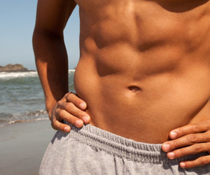 abs, man, and body image