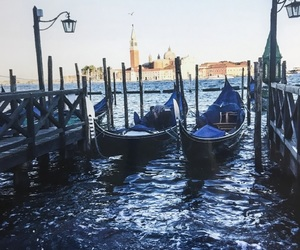 city, italia, and romantic image