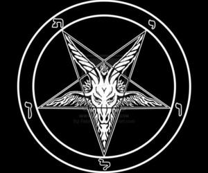 black, american satan, and Devil image