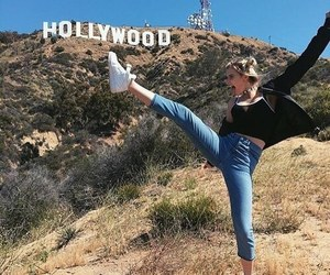 girl, hollywood, and alissa violet image