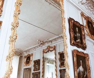 interior, vintage, and art image