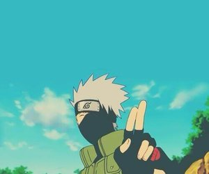 kakashi, naruto, and anime image