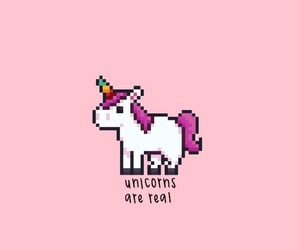 unicorn, wallpaper, and lockscreen image