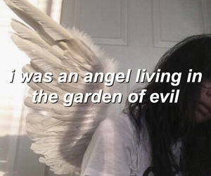 quotes, aesthetic, and angels image