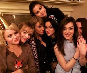 selena gomez, Taylor Swift, and camila cabello image