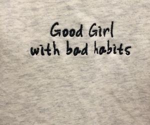 bad, girl, and tumblr image