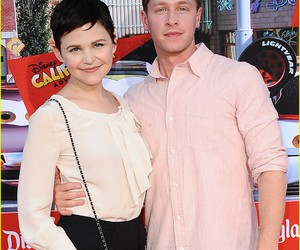 once upon a time, prince charming, and ginnifer goodwin image