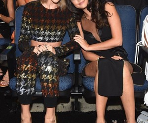 friendship, Taylor Swift, and selena gomez image