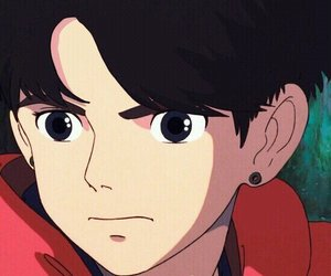 anime, bts, and jungkook image