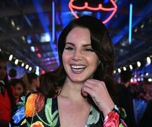 lana, make up, and smile image