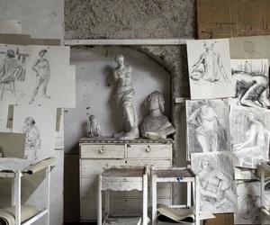 art, indie, and vintage image