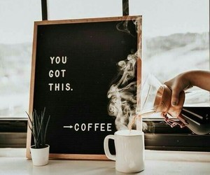 coffee, breakfast, and morning image