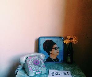 ام كلثوم, كلمات, and القاهرة image