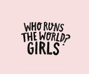 wallpaper, girl, and feminist image